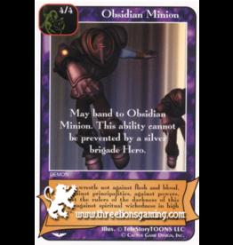 AW: Obsidian Minion (1)