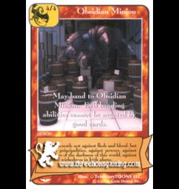 AW: Obsidian Minion (3)
