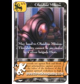 AW: Obsidian Minion (4)
