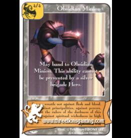 AW: Obsidian Minion (5)
