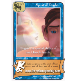 AW: Spirit of Doubt