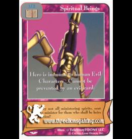 AW: Spiritual Beings