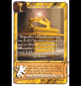I/J: Ki: Ark of the Covenant