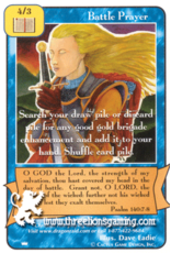 Ki: Battle Prayer