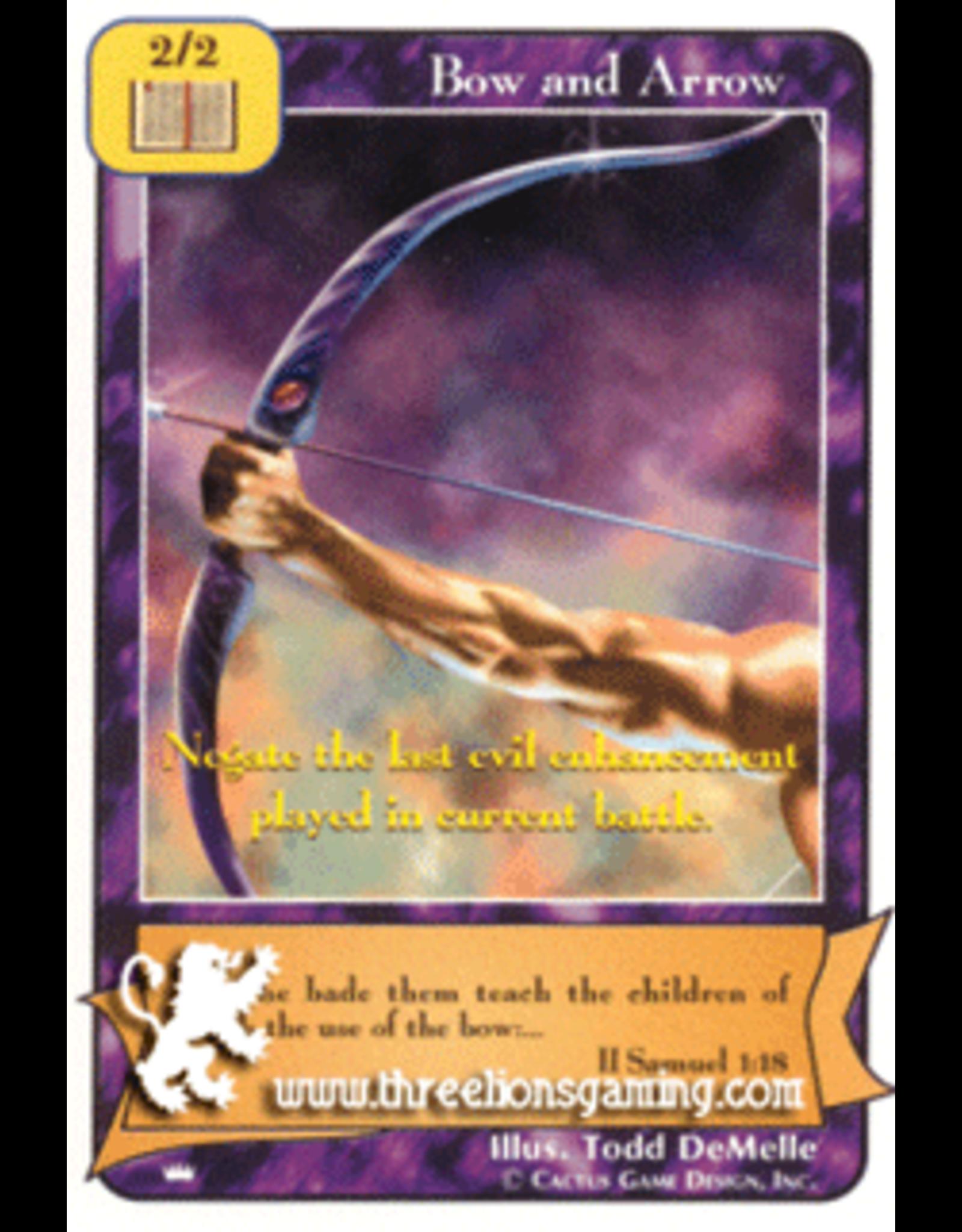 Ki: Bow and Arrow (Gold)