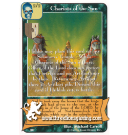 Ki: Chariots of the Sun