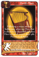 I/J: Ki: David's Harp