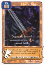 Ki: Ehud's Dagger