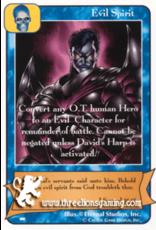 Ki: Evil Spirit