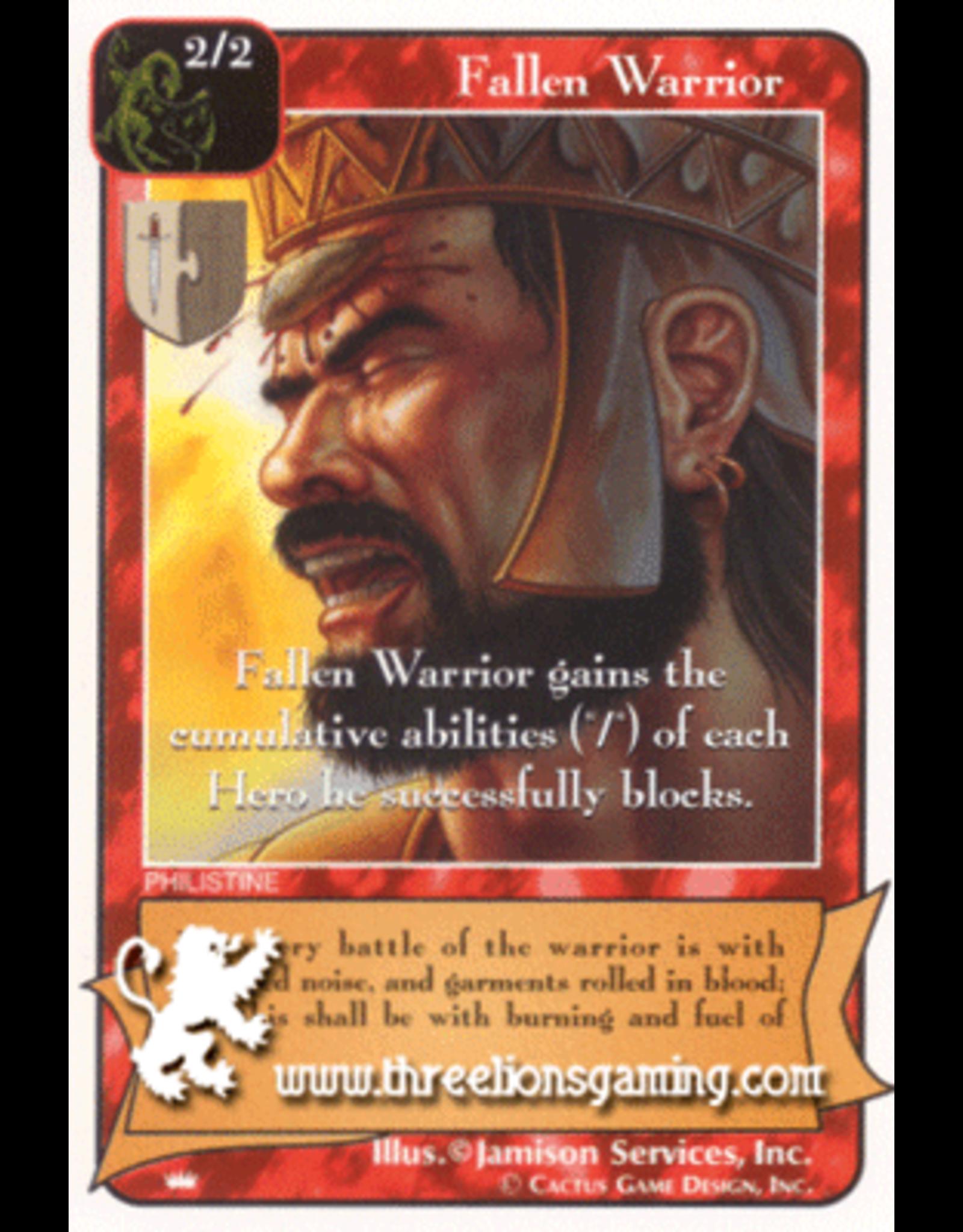 Ki: Fallen Warrior