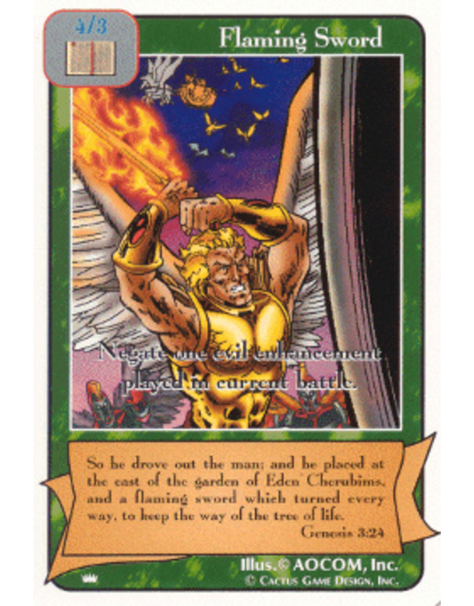 Ki: Flaming Sword