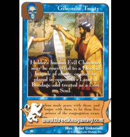 Ki: Gibeonite Treaty