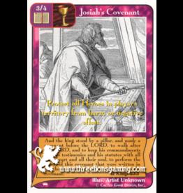 I/J: Ki: Josiah's Covenant