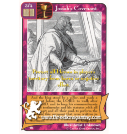 Ki: Josiah's Covenant