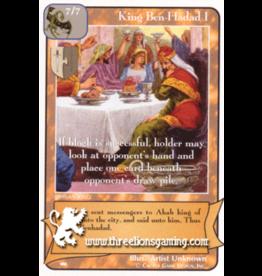 Ki: King Ben-Hadad I