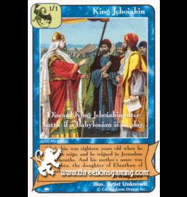 Ki: King Jehoiakin