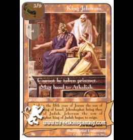 Ki: King Jehoram