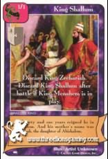 Ki: King Shallum