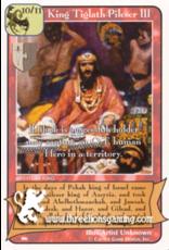 Ki: King Tiglath Pileser III
