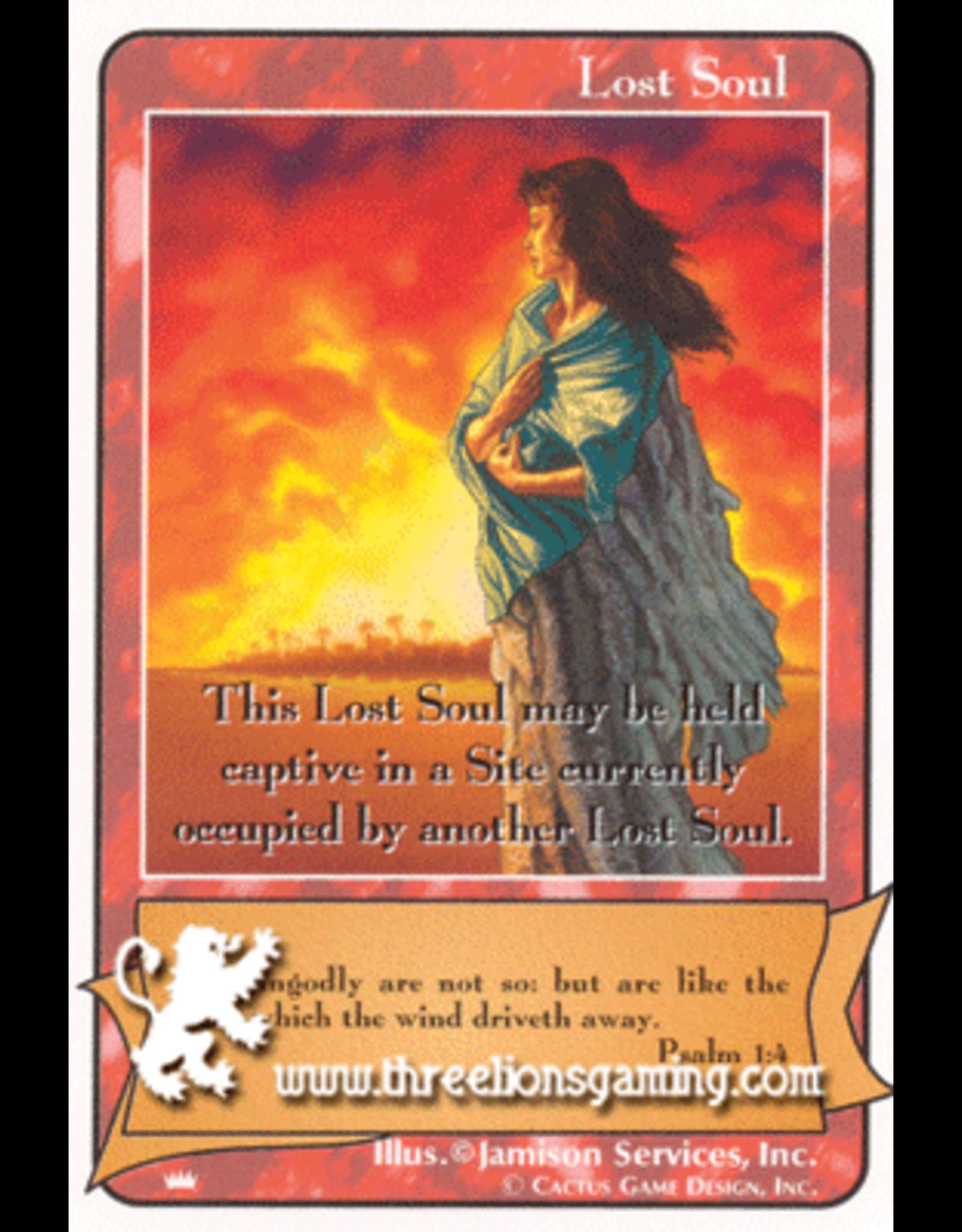 "Ki: Lost Soul ""Site Doubler"" (Psalm 1:4)"