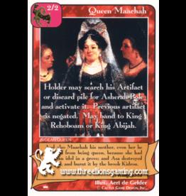 Ki: Queen Maachah