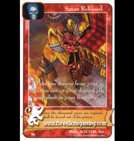 Ki: Satan Released