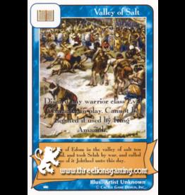 Ki: Valley of Salt