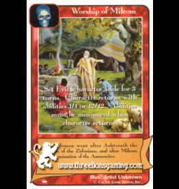 Ki: Worship of Milcom