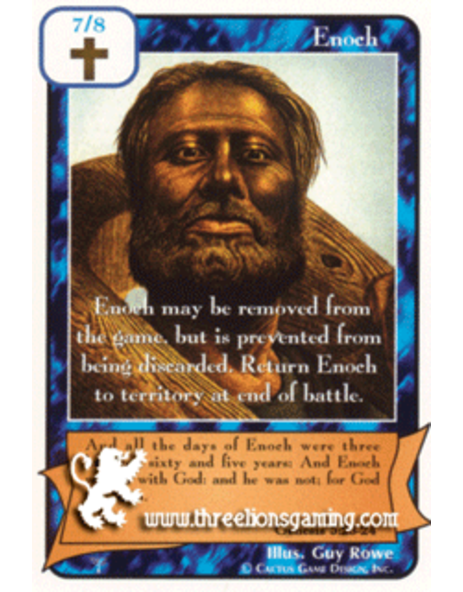 Pa: Enoch