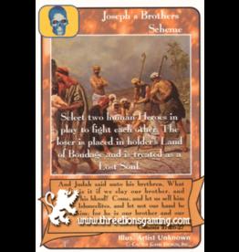 Pa: Joseph's Brothers' Scheme
