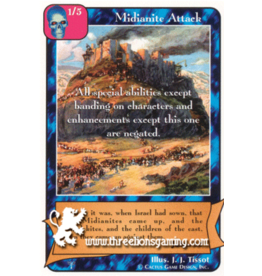 Pa: Midianite Attack