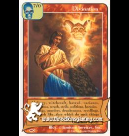Ap: Divination