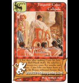 Ap: Emperor Caius Caligula