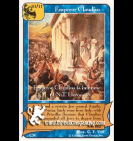 Ap: Emperor Claudius