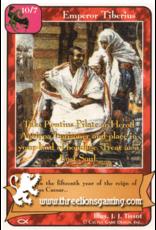 Ap: Emperor Tiberius