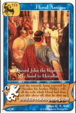 Ap: Herod Antipas