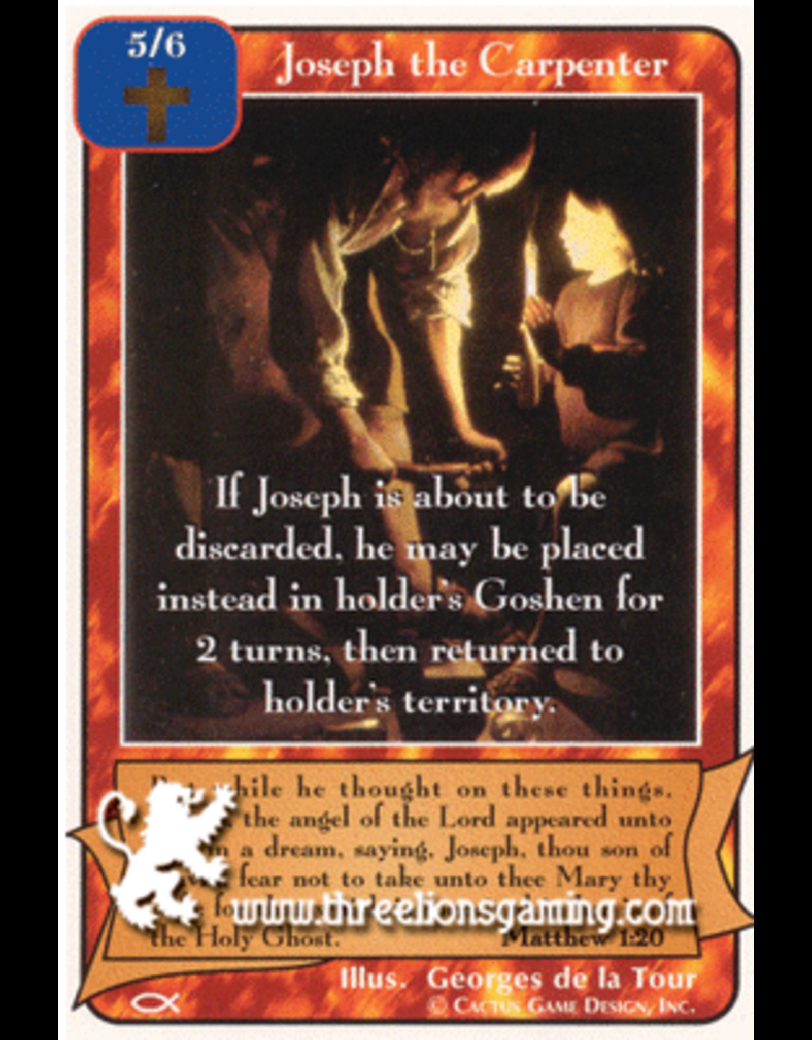 Ap: Joseph the Carpenter