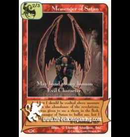 Ap: Messenger of Satan
