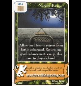Ap: Narrow Escape