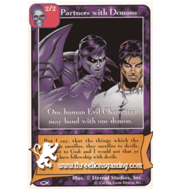 Ap: Partners With Demons