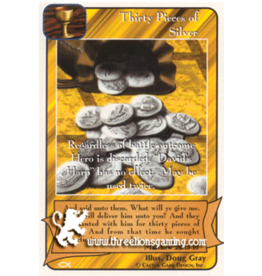 Ap: Thirty Pieces of Silver
