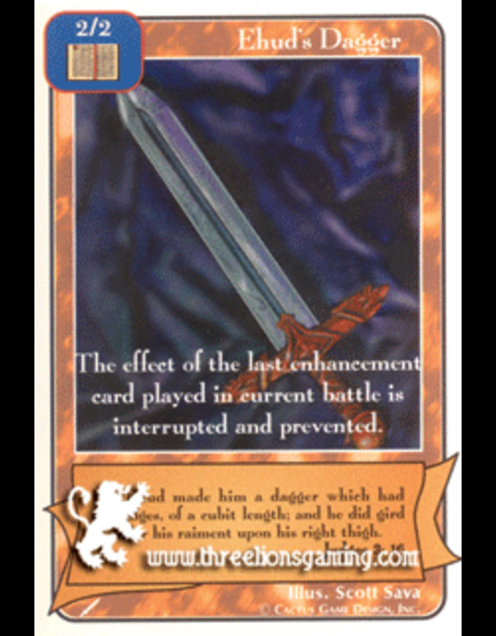 Wa: Ehud's Dagger