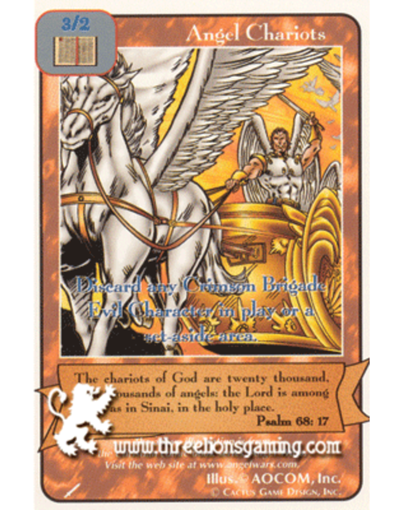 Wa: Angel Chariots