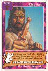 Wa: King Saul (Purple)