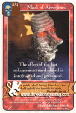 Wa: Mask of Arrogance