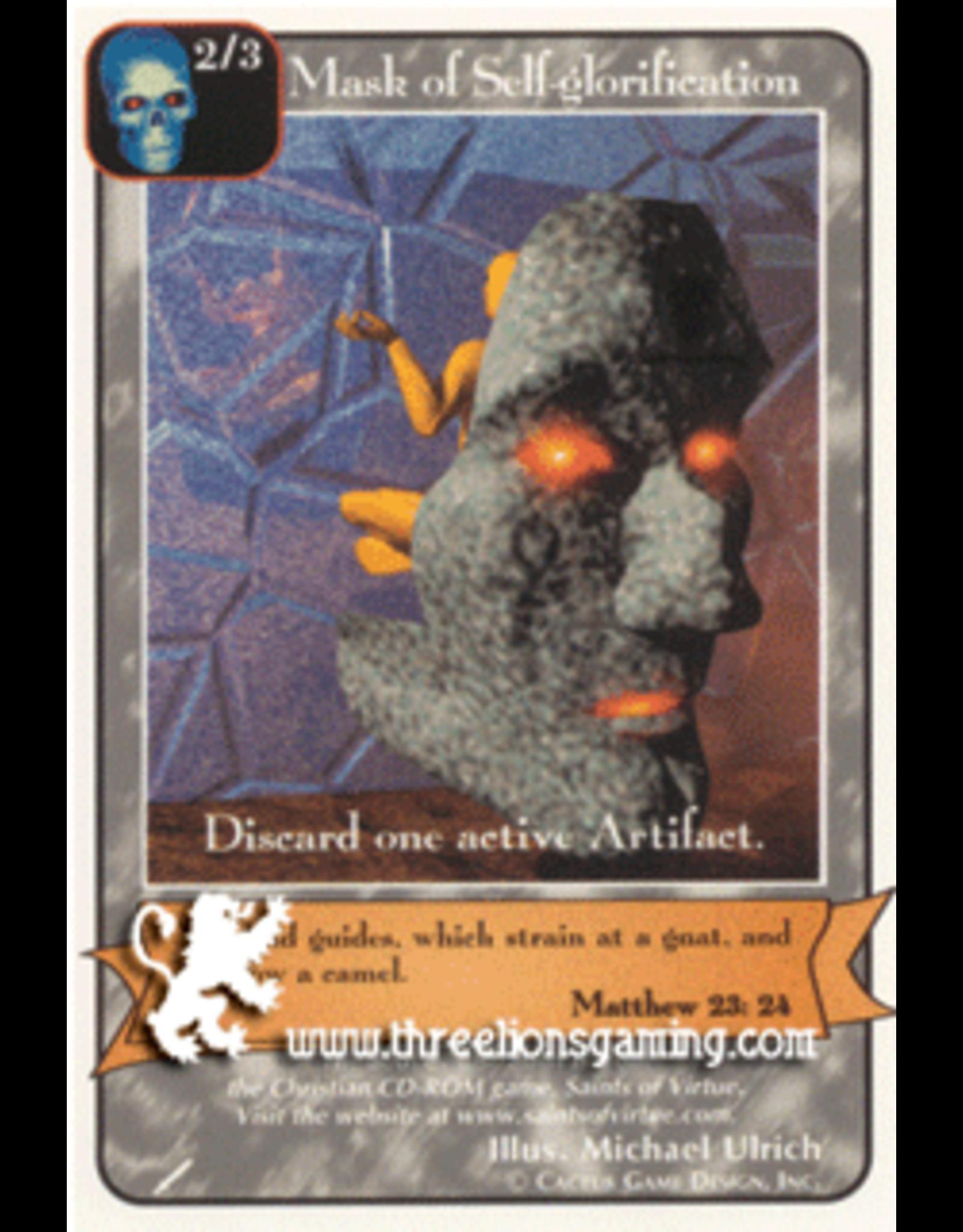 Wa: Mask of Self-glorification