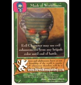 Wa: Mask of Worldliness