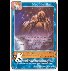 Wa: New Jerusalem