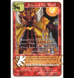 Wa: Prince of this World