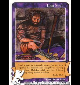 C/D: Lost Soul (Luke 15:6)